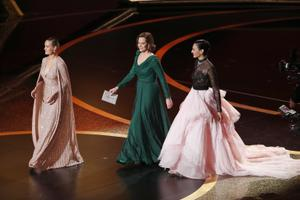 Parima filmimuusika Oscarid andsid kätte Brie Larson, Sigourney Weaver ja Gal Gadot