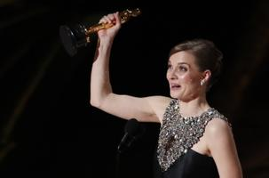 Islandi helilooja Hildur Gudnadottir võitis parima filmimuusika Oscari muusika eest filmile