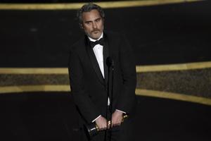 Parima meespeaosa Oscari pälvis Joaquin Phoenix rolli eest filmis