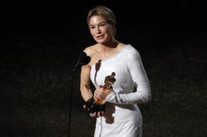 Parima naispeaosa Oscari pälvis Renee Zellweger rolli eest filmis