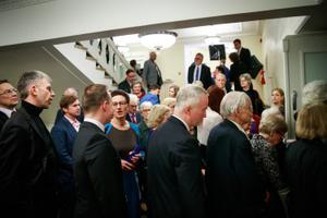 Jaan Krossi 100. sünniaastapäeva tähistamine Estonia teatris.