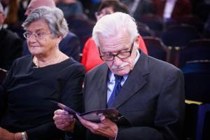 Jaan Kross' 100th birthday celebrated at Estonia Theatre