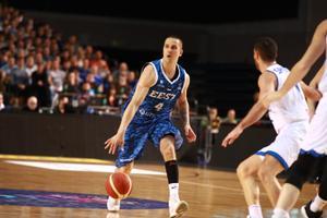 Korvpalli EM-valikmäng: Eesti - Itaalia