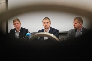 Rally Estonia pressikonverents