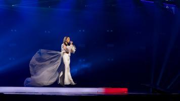 Eesti Laulu finaalkontserdi proovid Saku Suurhallis