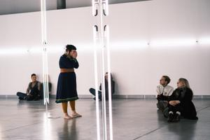 Marita Isobel Solbergi performance