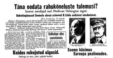Uus Eesti 12.03.1940