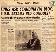 New York post 13.03.1940