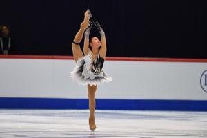 Юниорский чемпионат мира по фигурному катанию в Таллинне.
