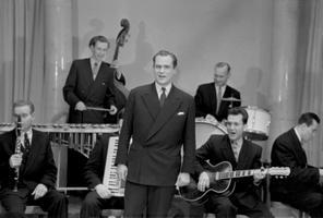 Emil Laansoo ansambel 1957