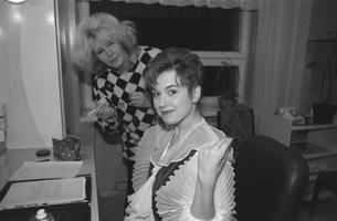 Alice Talvik ja Ingrid Veidenberg