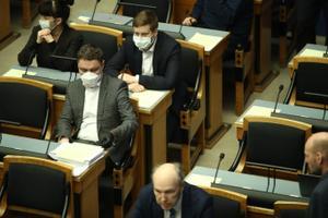 Riigikogu session