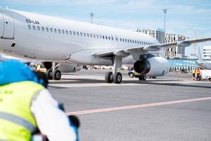 Uued PERH-i maskid lennuväljal
