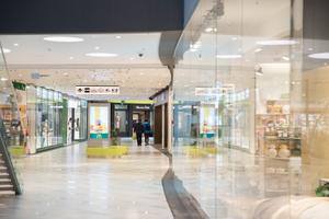Торговый центр Ülemiste после открытия 11 мая.