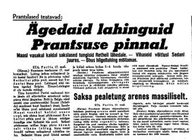 Uus Eesti 18.05.1940