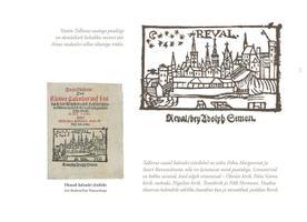 Rahvusraamatukogu avaldas raamatu Tallinna haruldastestvaadetest (1670)