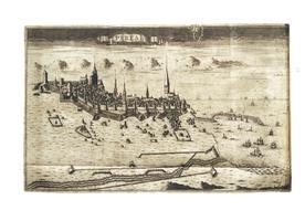 Rahvusraamatukogu avaldas raamatu Tallinna haruldastestvaadetest (1715)