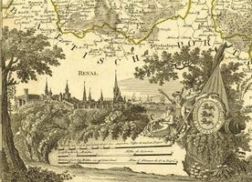 Rahvusraamatukogu avaldas raamatu Tallinna haruldastestvaadetest (1803)