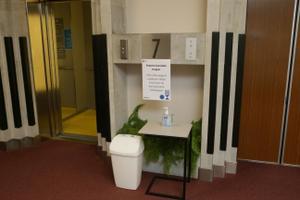 Национальная библиотека вновь открылась.
