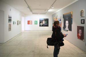 Выставка «Художники рисуют художников».