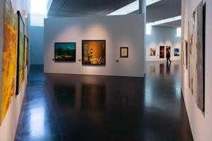 Ando Keskküla näitus KUMU-s