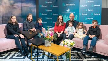 Aasta suurpere 2020 on kuuelapseline perekond Alev.