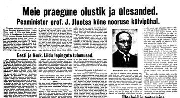 Uus Eesti 8.06.1940