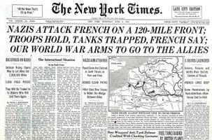 The New York Times 6.06.1940