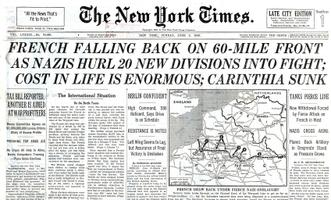 The New York Times 9.06.1940
