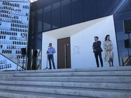 Hiiumaal avati elamuskeskus Tuuletorn