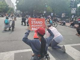 Meeleavaldajad kogunesid Washingtonis.