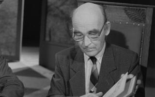 Eesti luuletaja, näitekirjanik, kriitik ja tõlkija Ain Kaalep, saade