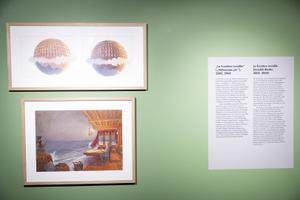 Arhitektuurikoomiksi näitus
