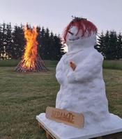 Suvine lumememm Vooremaal