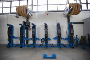 Открытие комплектационного центра в Тапа.