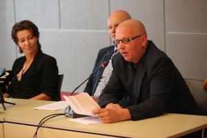Yoko Alender, Sven Grünberg, Juku-Kalle Raid
