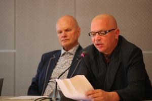 Sven Grünberg ja Juku-Kalle Raid