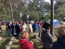 Holster klubi korraldatud Metsiku Lääne päev Paliveres.