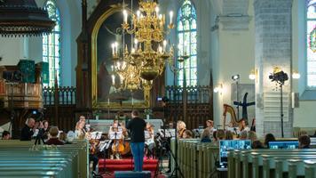 Järvi Akadeemia galakontsert Jaani kirikus