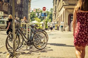Riias muutus Tartu nime kandev tänav autovabaks