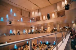 Концерт по случаю окончания Эстонской академии музыки и театра.