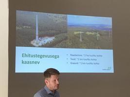 Ristis ja Piirsalus arutleti tuulepargi rajamise plaani üle.