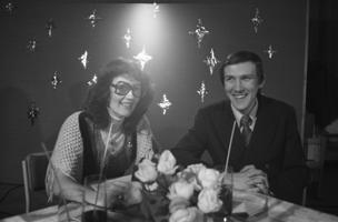 Reet Linna ja Olav ehala 1981. aastal