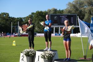 Kergejõustiku Eesti meistrivõistluste esimene päev