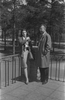 Lilian Kosenkranius ja Ants Villemson.