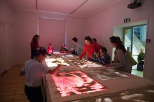 Kokku võttis muuseumiööst osa 180 muuseumi.