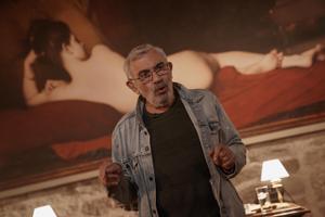 Aleksei Turovski pidas loengu näitemängust loomariigis.