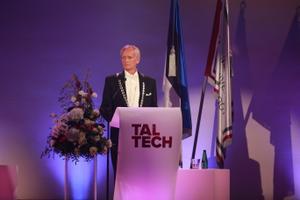 Tiit Landist sai Tallinna Tehnikaülikooli rektor