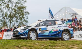 Rally Estonia.