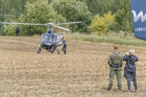 Politsei ja päästeamet turvasid Rally Estoniat.